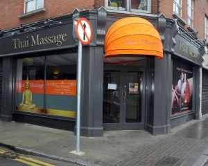 Store Fitting Thai Massage