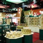 Shop Fitout: The Taste of Christmas